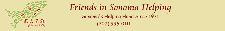 Friends in Sonoma Helping